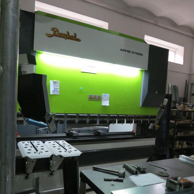 Portfolio - obróbka stali
